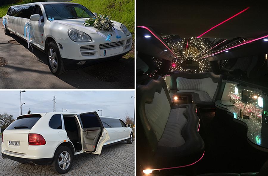 limousine porsche cayenne. Black Bedroom Furniture Sets. Home Design Ideas