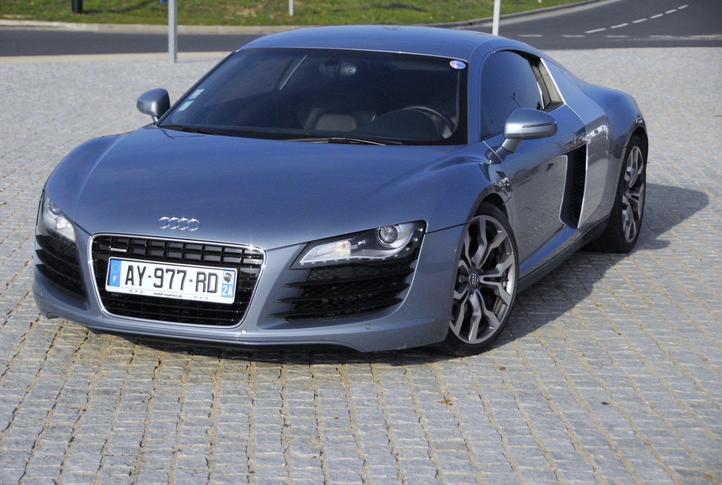 Location Audi R8 Paris Ile de France