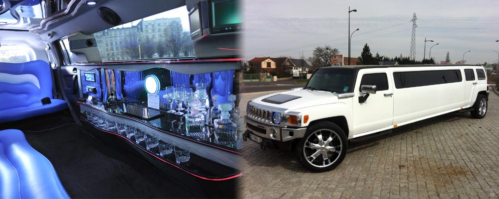 Hummer limousine location