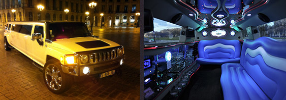 location limousine Hummer Paris
